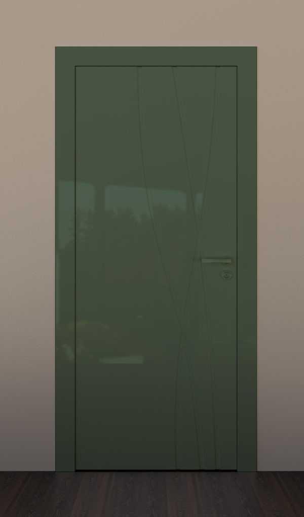 Артикул 3.4-г - 600 x 2000, RAL 6031