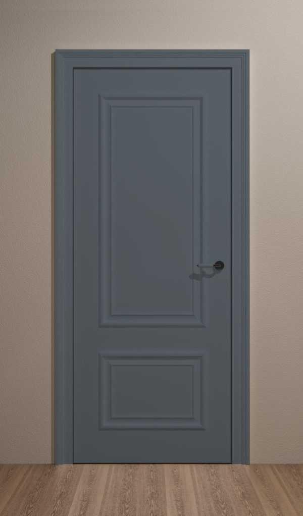 Артикул 2.1 - 600 x 2000, RAL 7011