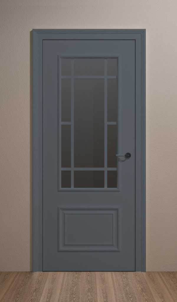 Артикул 2.1-c1p4 - 600 x 2000, RAL 7011