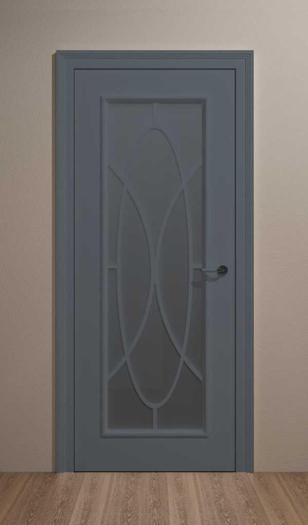 Артикул 2.0-c1p3m - 600 x 2000, RAL 7011