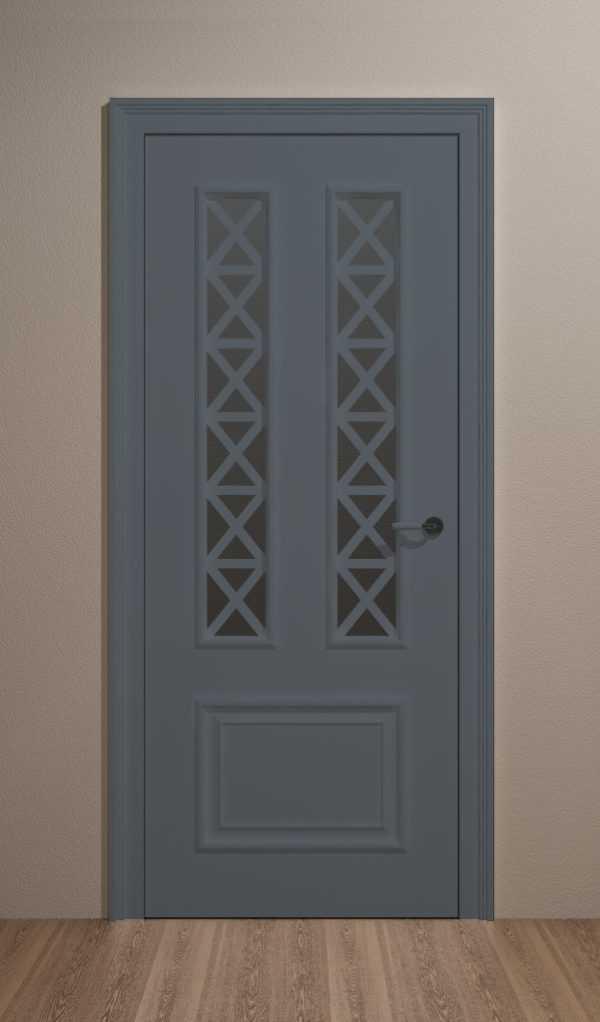 Артикул 2.4-c2p1 - 600 x 2000, RAL 7011