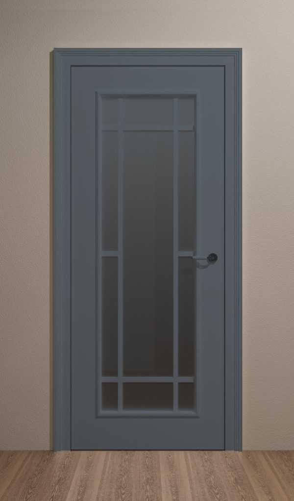 Артикул 2.0-c1p4m - 600 x 2000, RAL 7011