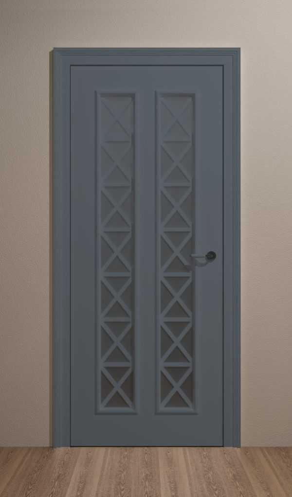 Артикул 2.10-c2p1m - 600 x 2000, RAL 7011