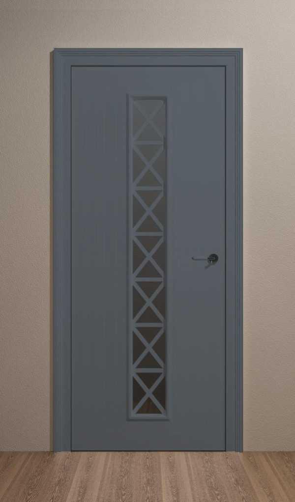 Артикул 2.12-c1p1m - 600 x 2000, RAL 7011
