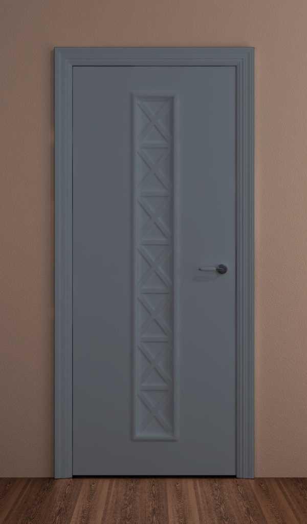 Артикул 2.12-p1 - 600 x 2000, RAL 7011