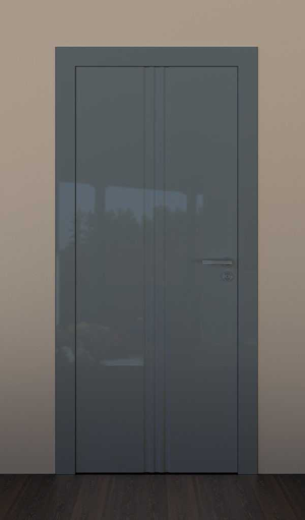 Артикул 3.1-г - 600 x 2000, RAL 7011