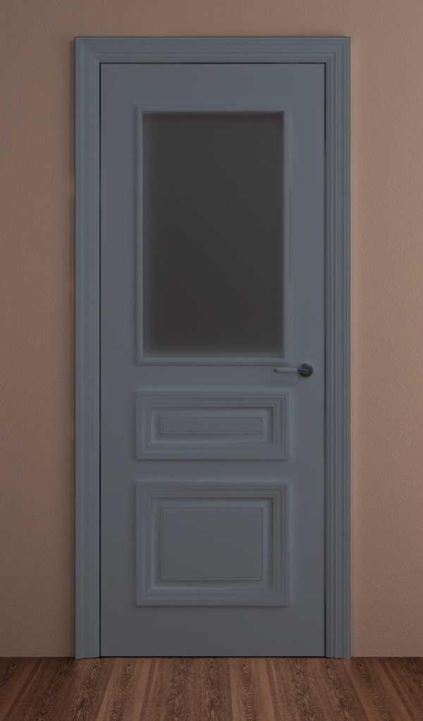 Артикул 5.3-с1м - 600 x 2000, RAL 7011