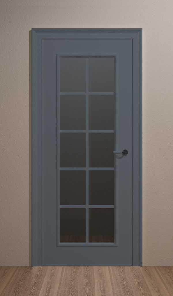 Артикул 2.0-c1p2м - 600 x 2000, RAL 7011
