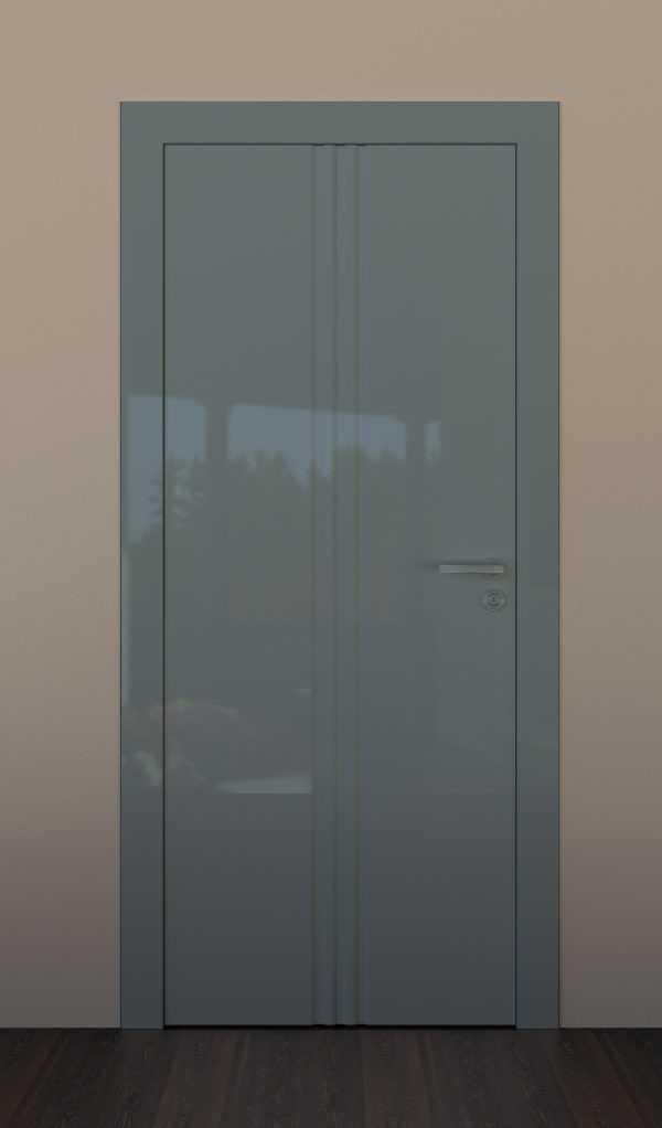 Артикул 3.1-г - 600 x 2000, RAL 7031