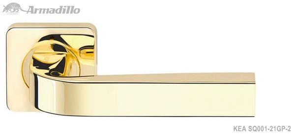 Ручка раздельная KEA SQ001-21GP-2 золото