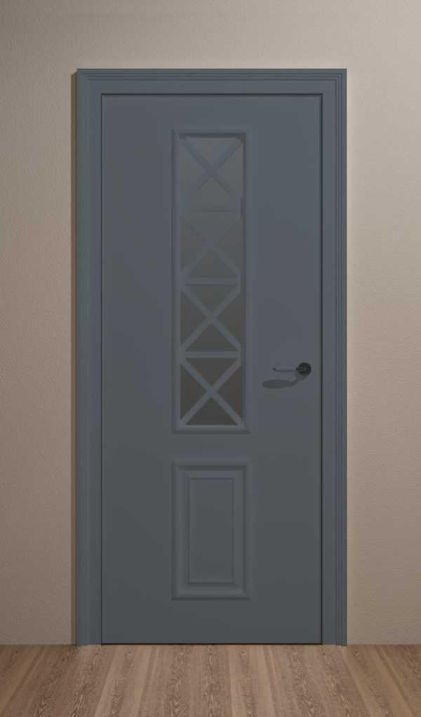 Артикул 2.2-c1p1 - 600 x 2000, RAL 7011